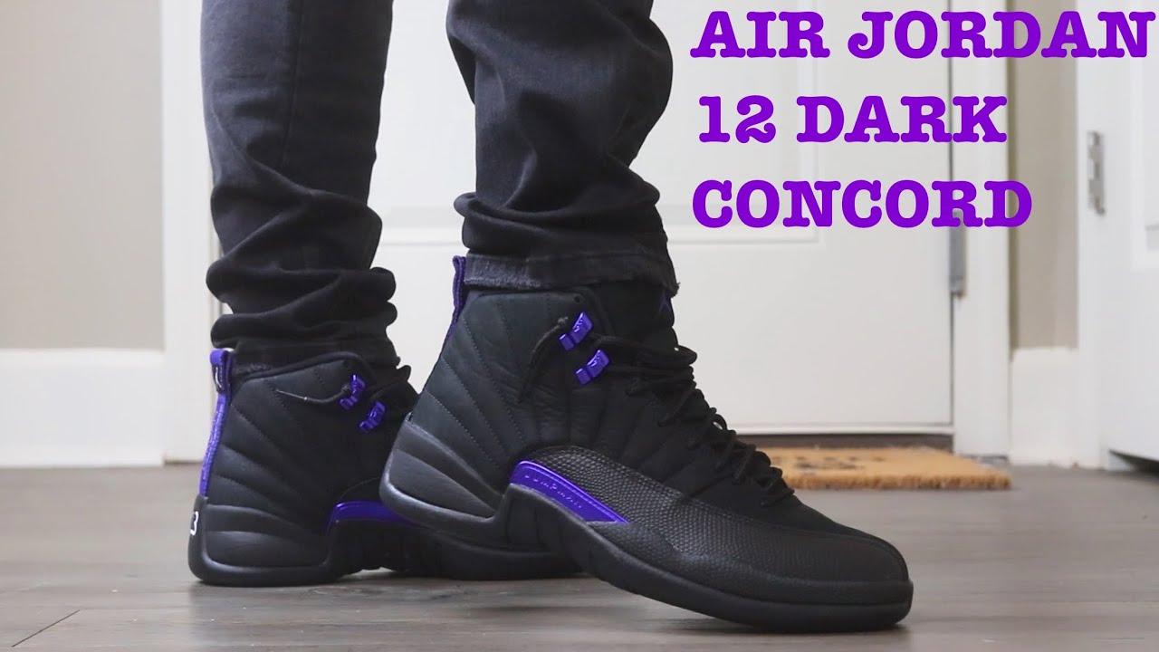 concord 12 jordans