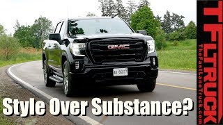 Really? Is A 4 Cylinder Turbo Too Small For The New GMC Sierra!?