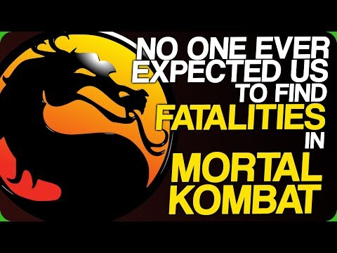 No One Ever Expected Us to Find Fatalities in Mortal Kombat (No More Secrets in Gaming)