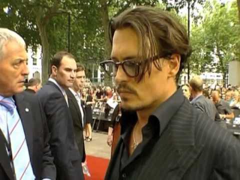 Johnny Depp On Michael Jacksons Death