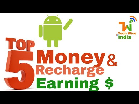 top money earning android apps in india
