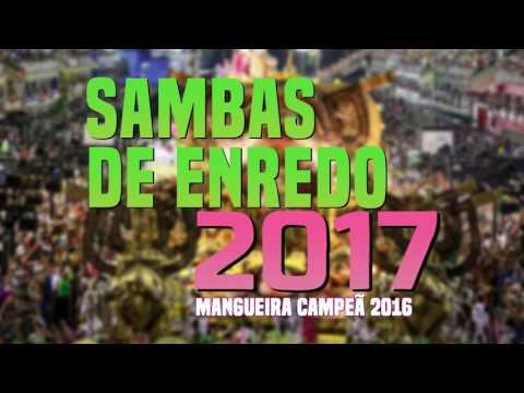 Unidos da Tijuca 2017 - Versão CD Oficial - Completo