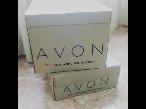 AVON COSMETICS | Mi primer pedido como distribuidora