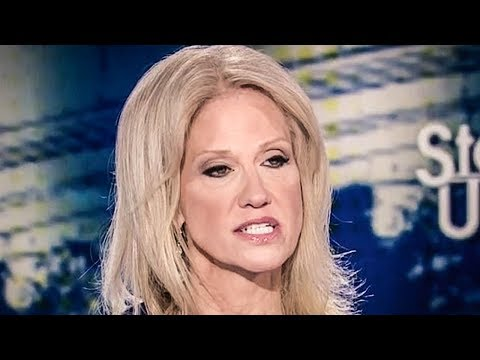 Kellyanne Conway TERRIFIED Of Answering Cohen Questions On CNN