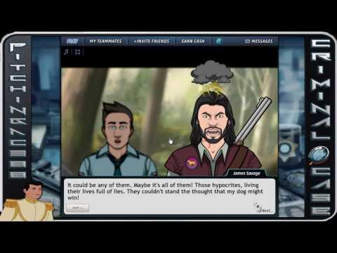 Criminal Case - Case #31 - Dog Eat Dog - Chapter 2