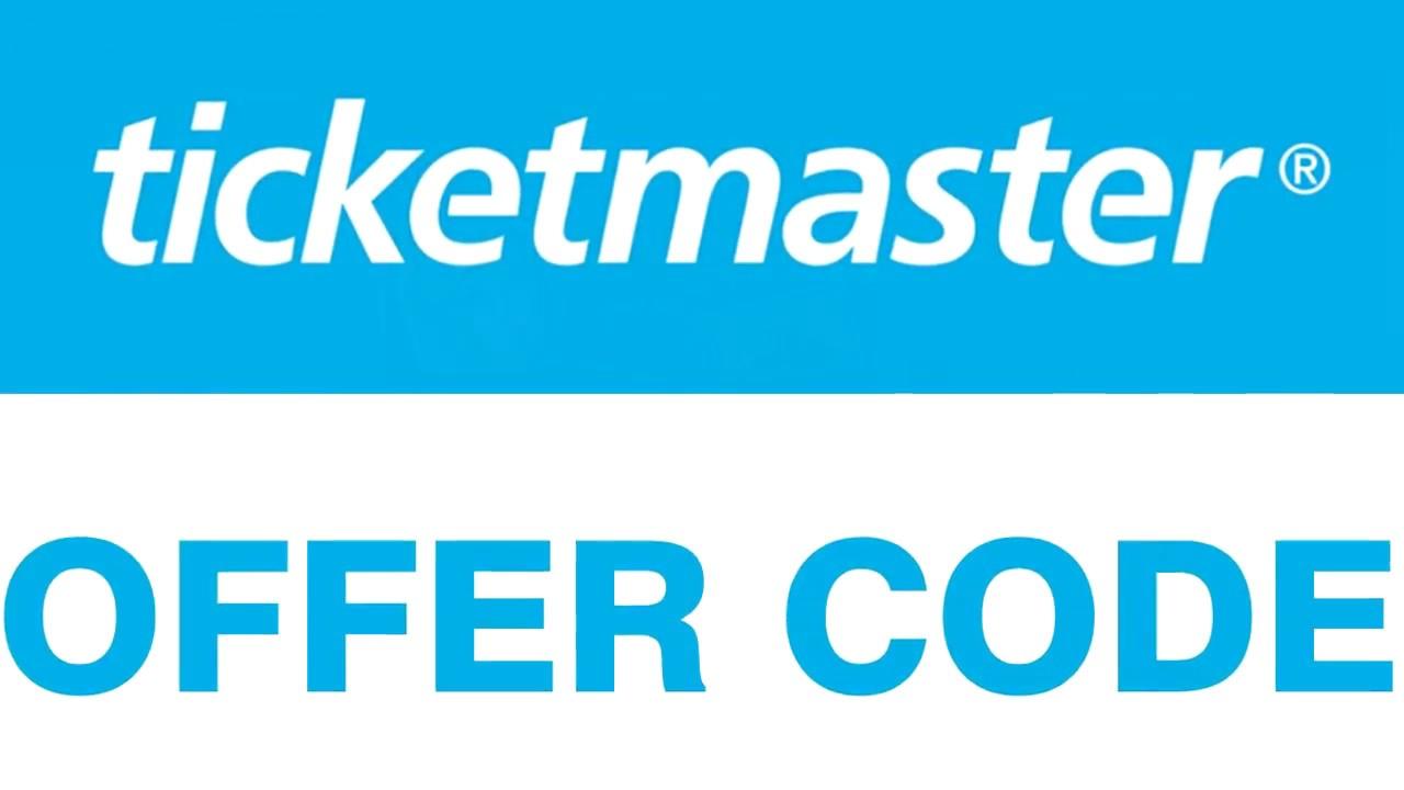 ticketmaster coupon code canada