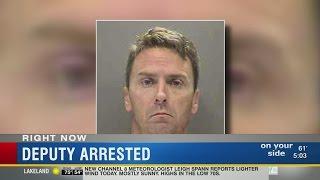 Deputy Arrested