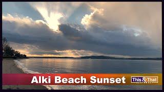 Alki Sunset_2
