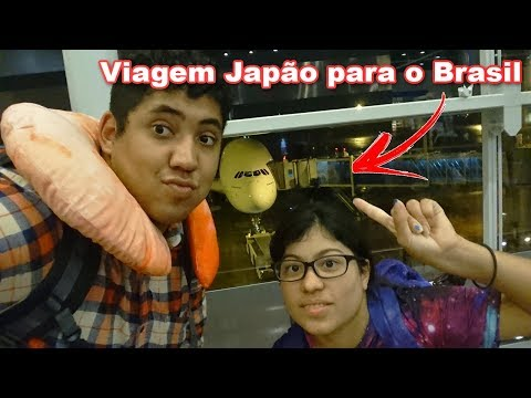 Viagem Japão para o Brasil