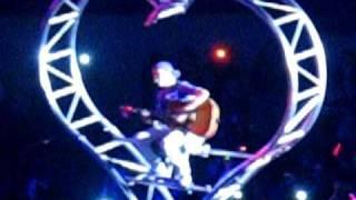 Justin Bieber Ahoy Rotterdam Never let you go, Favorite girl