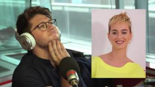 Niall Horan flirts with Katy Perry