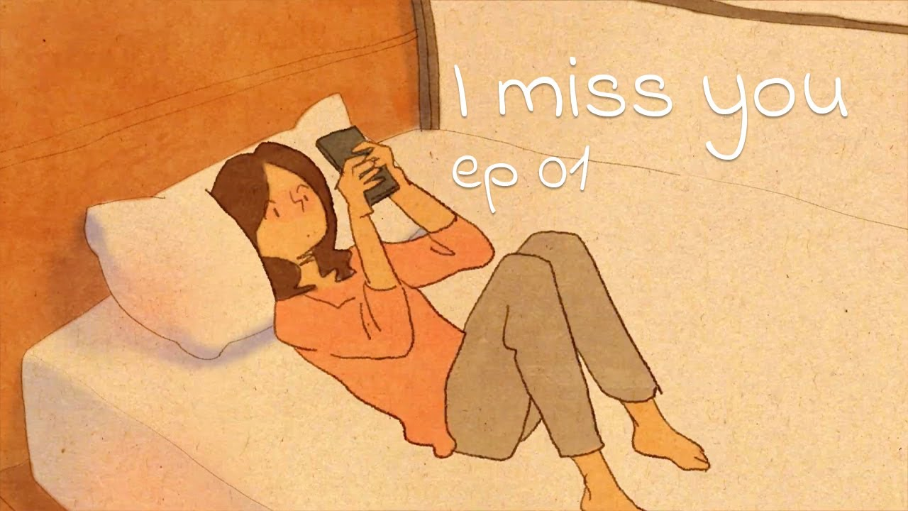 I Miss You Long Distance Relationship Ep 01 Love Is In Small Things S3 Puuung Youtube