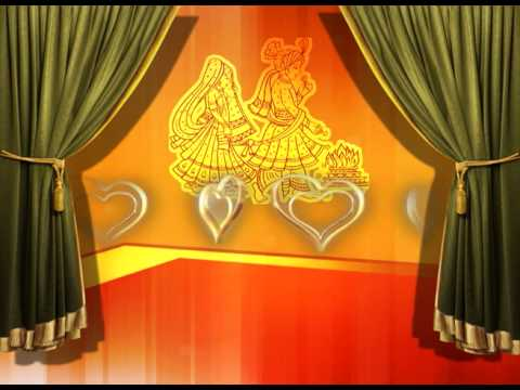 Video Animation for indian wedding free download - DESIGN 07