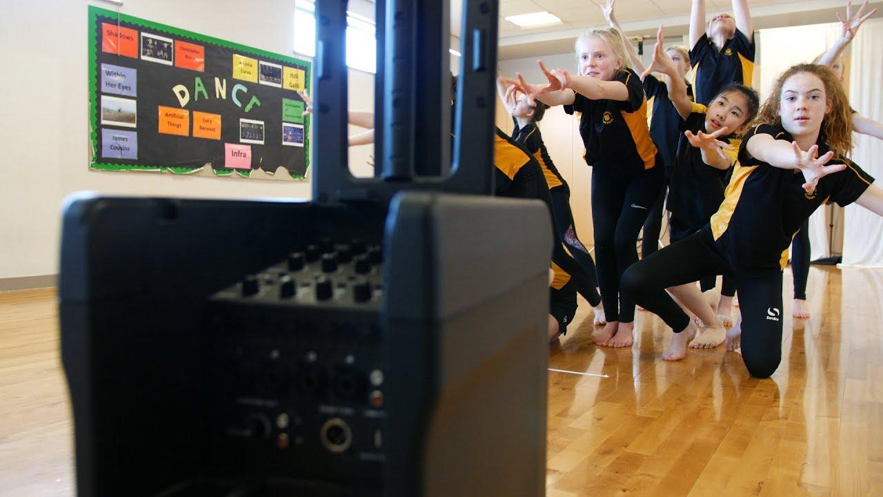 JBL EONONE PRO PORTABLE BATTERY-POWERED SOUND SYSTEM