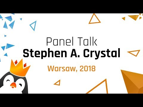 The Uncertainty Of Investing In Esports | Stephen A. Crystal | K&F Warsaw, January, 2018