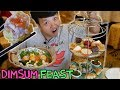 16 Item Dim Sum Breakfast in Toronto!