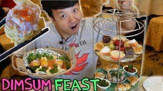 connectYoutube - 16 Item Dim Sum Breakfast in Toronto!