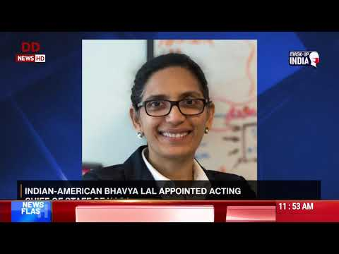 Indian-American Bhavya Lal appointed acting chief of staff of NASA
