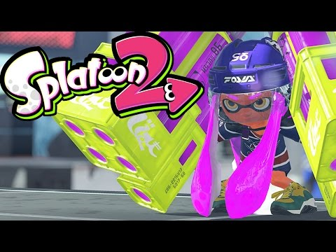 Splatoon 2 - Global Testfire #03 - Nintendo Switch Gameplay - NEW Splat Dualies & Maps - Live Stream