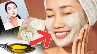 Японская маска для омоложения Рецепт маски против старения и пигментации Фарфоровая молодая кожа
