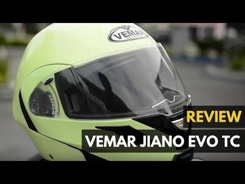 Vemar Jiano EVO TC Nightvision Helmet - Gadget Review