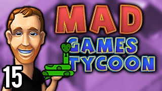 Mad Games Tycoon | Perfect Rating Employees! (Let