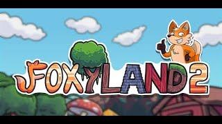 Foxyland 2 - PLATAFORMA MUITO DIVERTIDA (Gameplay em Português PT-BR) #foxyland2