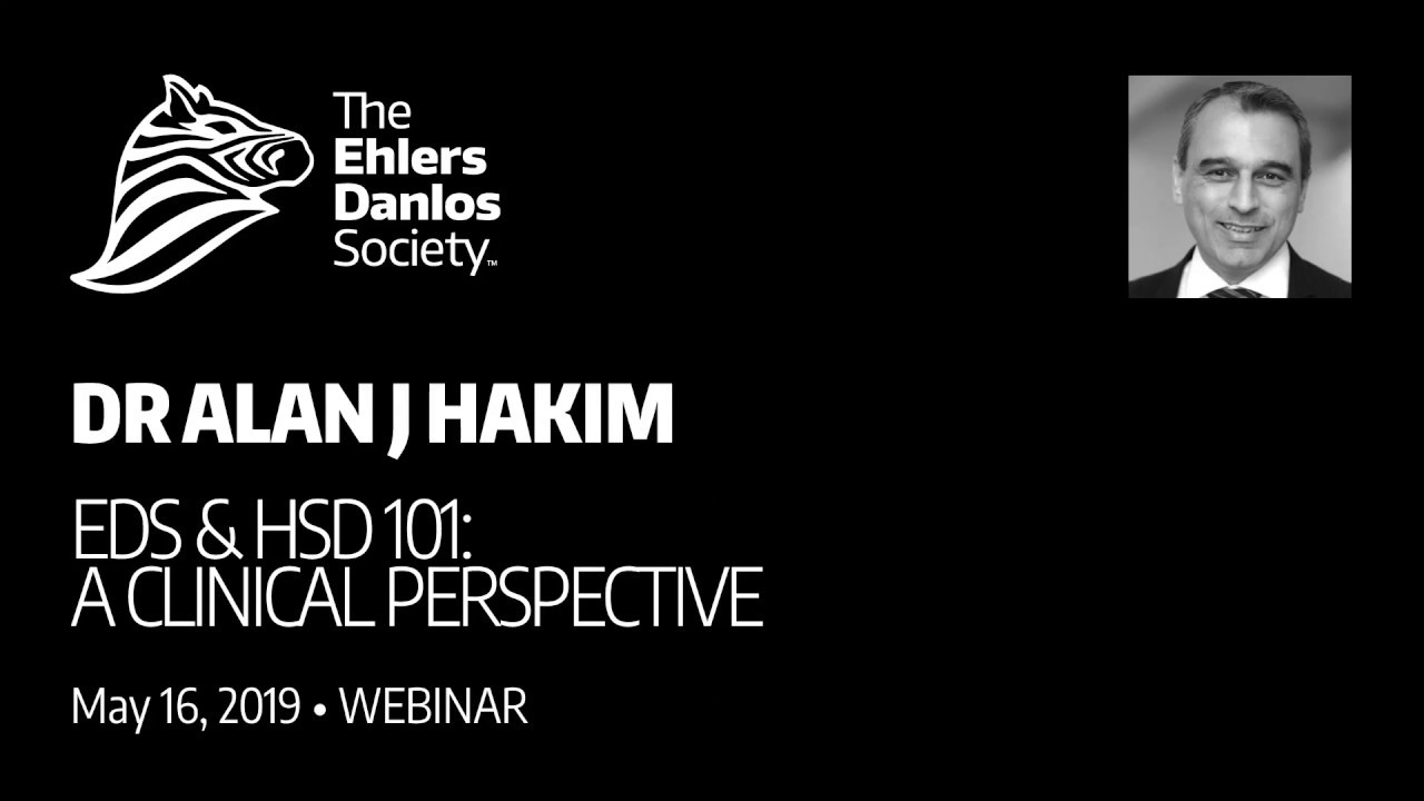 Patient Webinars | The Ehlers Danlos Society : The Ehlers Danlos Society