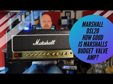Marshall DSL20 - How Good Is Marshalls Budget Valve Amp?