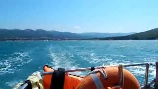 Кабардинка июль 2016 выход в море.(Отдых в Кабардинке июль 2016 выход в море., 2016-07-13T12:13:53.000Z)