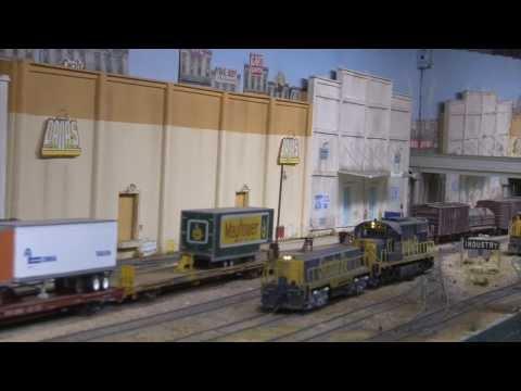 A19 Model Railway Club Industry Yard