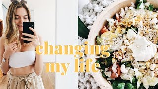 Becoming Healthy - How I