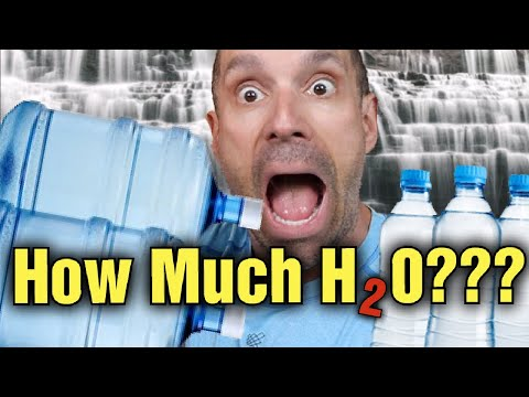 Does Water Help You Lose Weight???