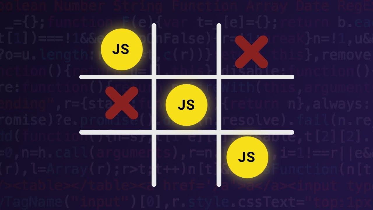 Tic Tac Toe with Vanilla JavaScript