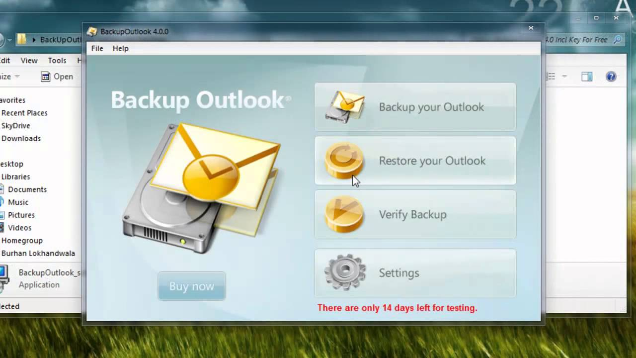 microsoft outlook stationery free download