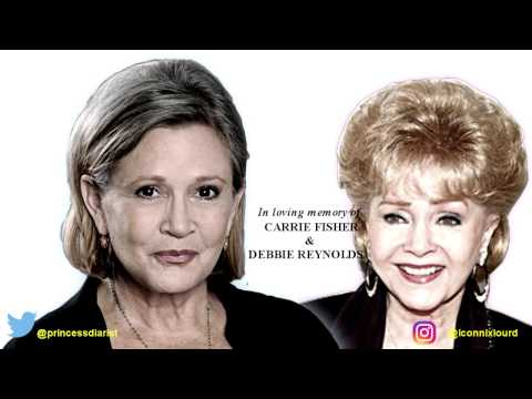 CARRIE FISHER LEGACY   ♡ told by BILLIE LOURD