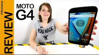 Moto G4 plus Lenovo review en español | 4K UHD Video
