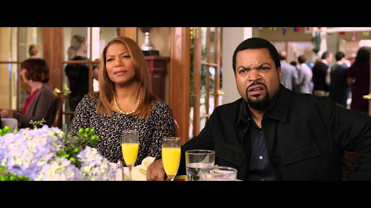 Scene in 22 Jump Street when Ice Cubes police captain finds out one of his undercover officers is dating his daughter, gets me every time