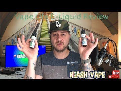 Vape Life, E-Liquid Review (This isn't pretty)
