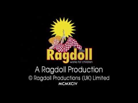 Ragdoll Limited Logo (RESTORED, 1994)