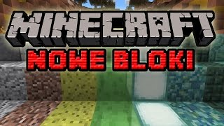 Minecraft 1.8 - Nowe Bloki: Pełny Przegląd oraz Ich Opis!