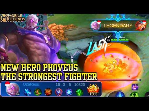 New Hero Fighter