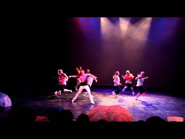 Letz Dance 2012 Amersfoort - 12 Impressed (Wedstrijd dans)