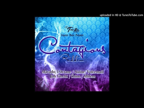 The Best Mixtape Contagious Riddim & Brighter days Riddim By Dj Solid 2017