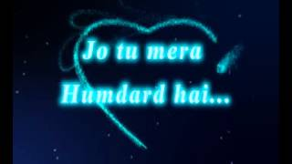 Ek Villain Movie Song - Hamdard Lyrics