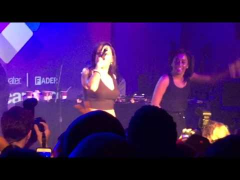 Kehlani ' How That Taste ' Live Fader / Vitamin Water Uncapped