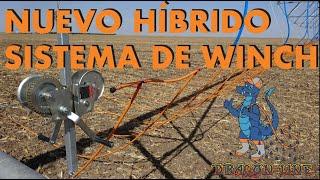 Dragon-Line MDI Nuevo Híbrido Systema De Winch (Spanish)