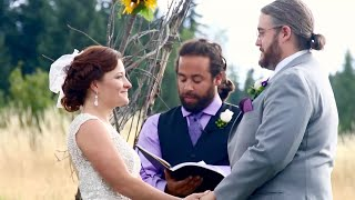 Hilliary and Matthew Giglio Oregon wedding