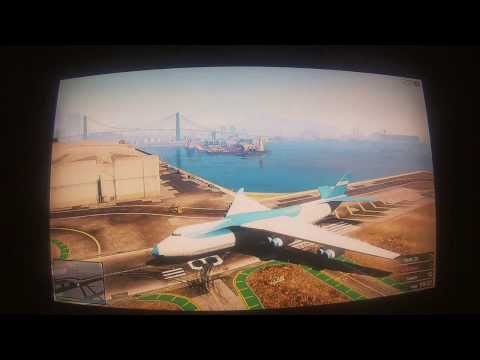 Playing with Cargo Planes