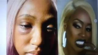Did Remy Ma place hands on Brittany Taylor
